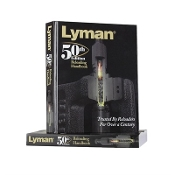 Lyman 50th Edition Reloading Handbook Manual