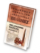 Barnes Reloading Manual # 4