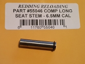 55046 Redding Standard Competition Seating Die Stem 6.5mm .264""
